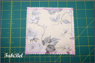 Patchwork - Fabric pieces assembly