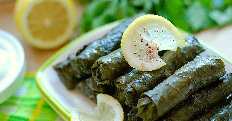 Сарма с мясом /  Etli Yaprak Sarma