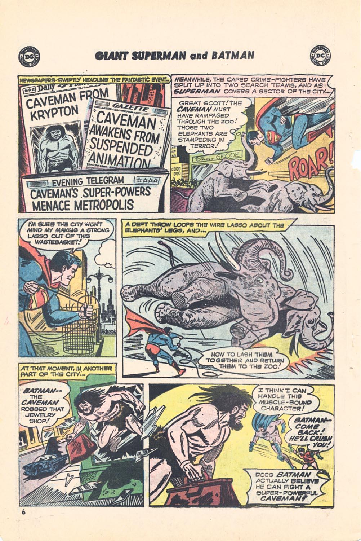 Read online World's Finest Comics comic -  Issue #161 - 8