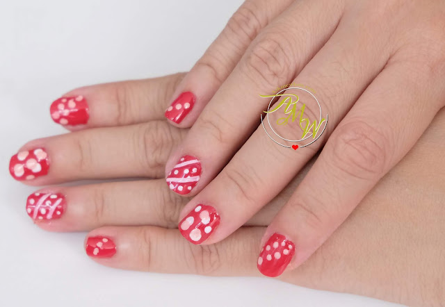 a photo of Nail Art Tutorial Dots