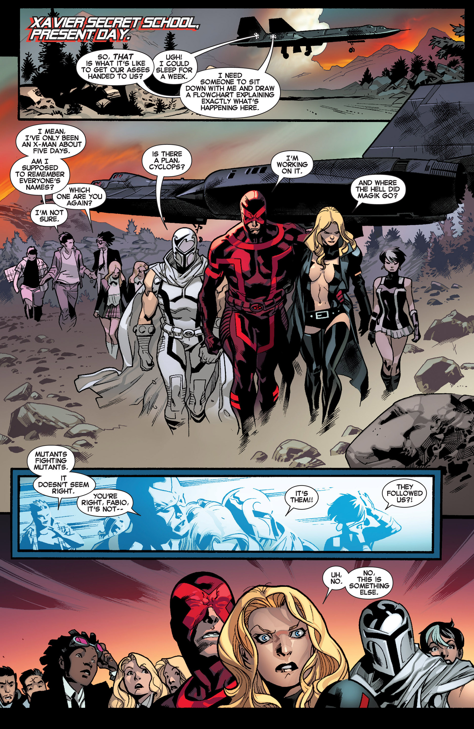Read online All-New X-Men (2013) comic -  Issue #17 - 15