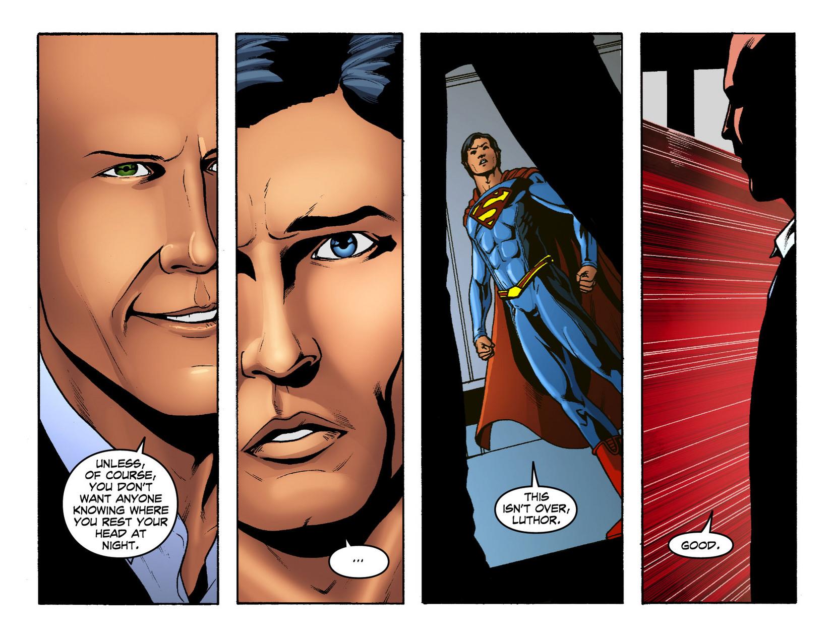 Read online Smallville: Season 11 comic -  Issue #12 - 10