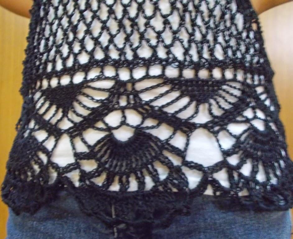 free crochet ladies top pattern