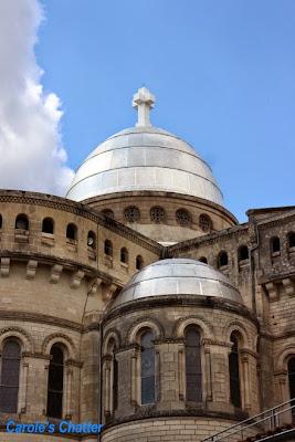 Carole's Chatter: Penne D'Agenais and Notre Dame de Peyregaud