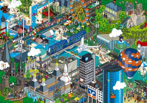 Interesting Examples of Pixel Art