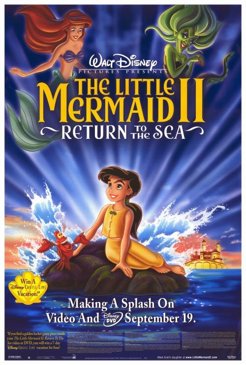 Watch Little Mermaid 2 (2000) Online For Free Full Movie English Stream