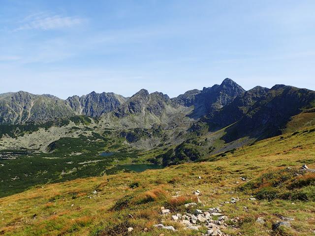Gdzieś między Tatrami Zachodnimi a Wysokimi