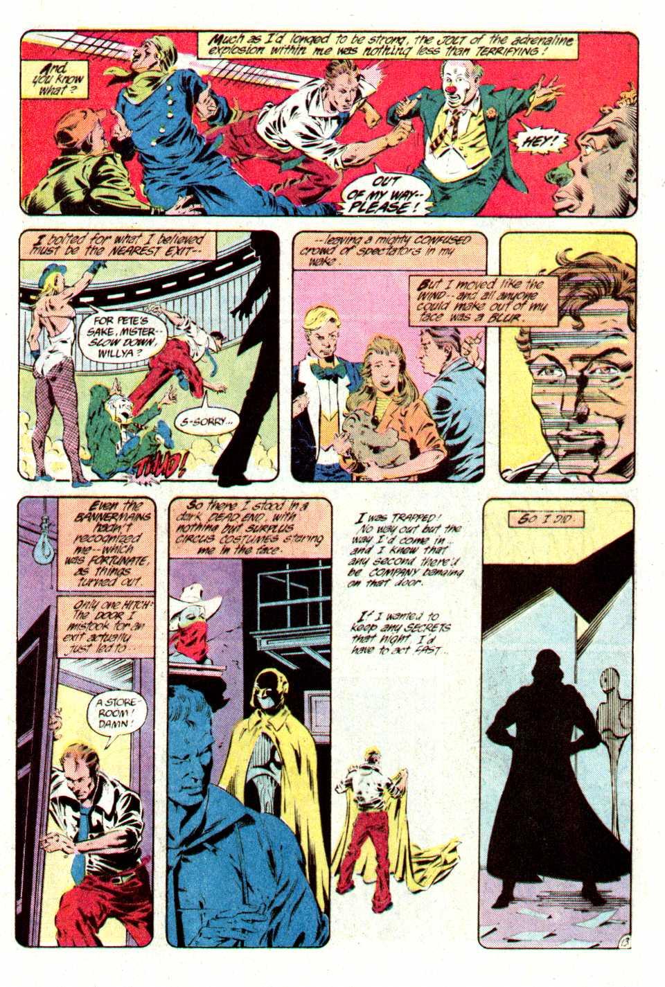 Read online Secret Origins (1986) comic -  Issue #16 - 34