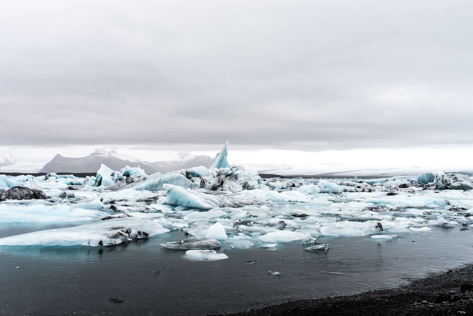 von vogue iceland travel Jokulsarlon lake iceberg lake