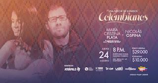 UNA NOCHE DE SONIDOS COLOMBIANOS 2017