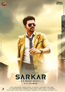 Sarkar vijay movie images download