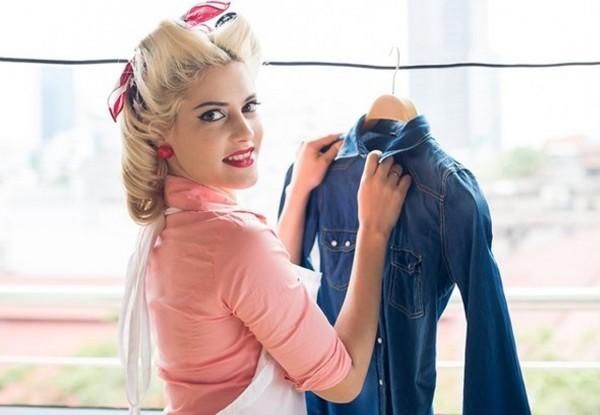Εσύ ξέρεις πώς ακριβώς πρέπει να απλώνεις τα ρούχα σου;