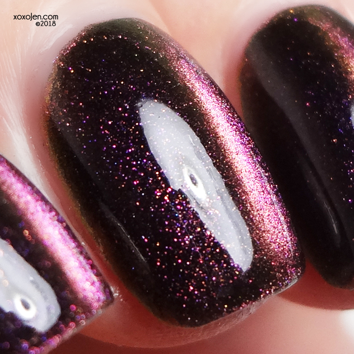 xoxoJen's swatch of KBShimmer Just A Phase
