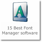 15 Best Font Manager software