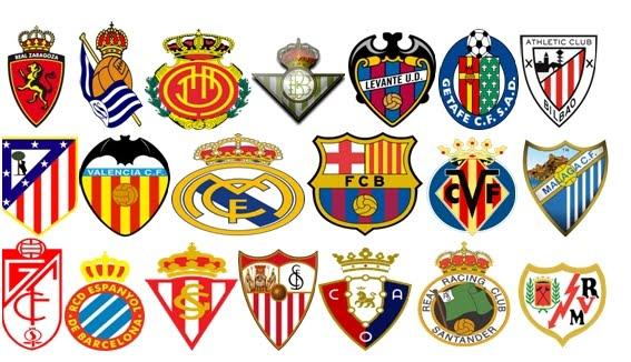 Equipas espanholas