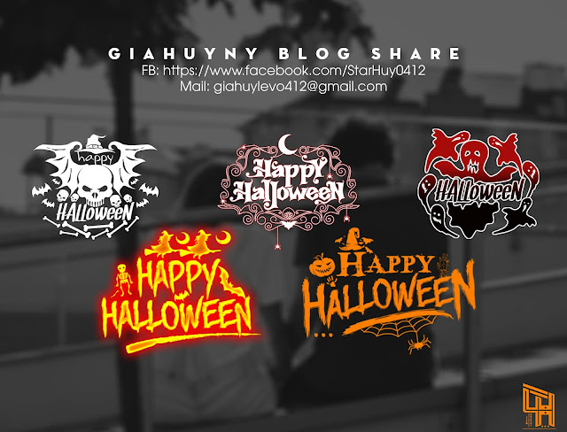 SHARE TEXT + STOCK HALLOWEEN CỰC CHẤT