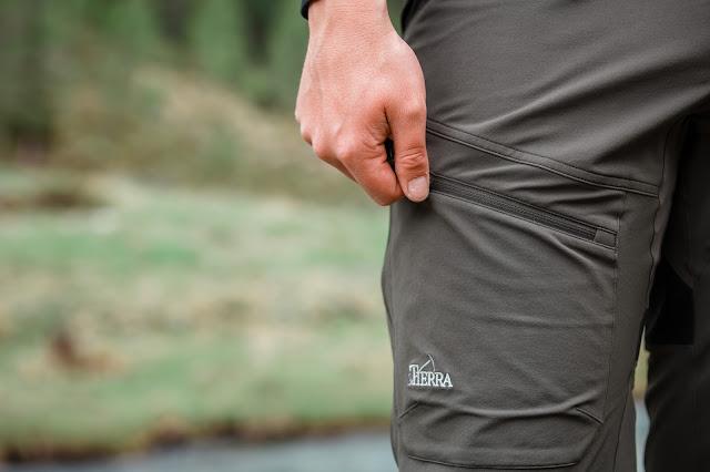 Tierra Lite Track Pant M Wanderhose Trekkinghose Outdoor Gadget 02