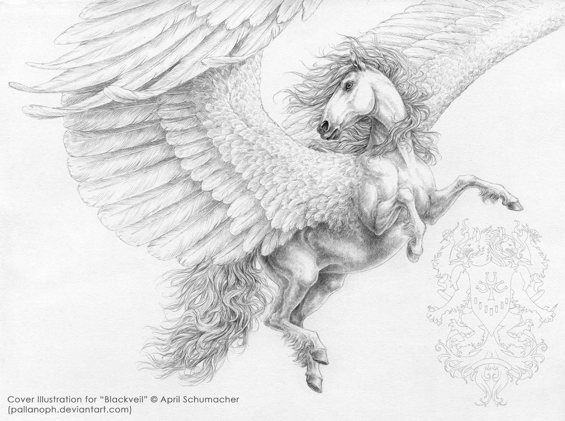 April Schumacher Illustration Green Rider Series Cover Art