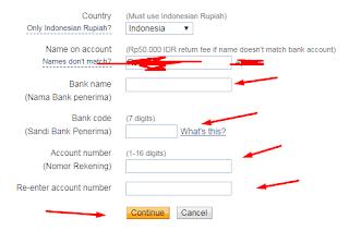 Mungkin anda sudah sering mendengar layanan rekening online paypal Cara Daftar Paypal Dengan Rekening Bank 2019