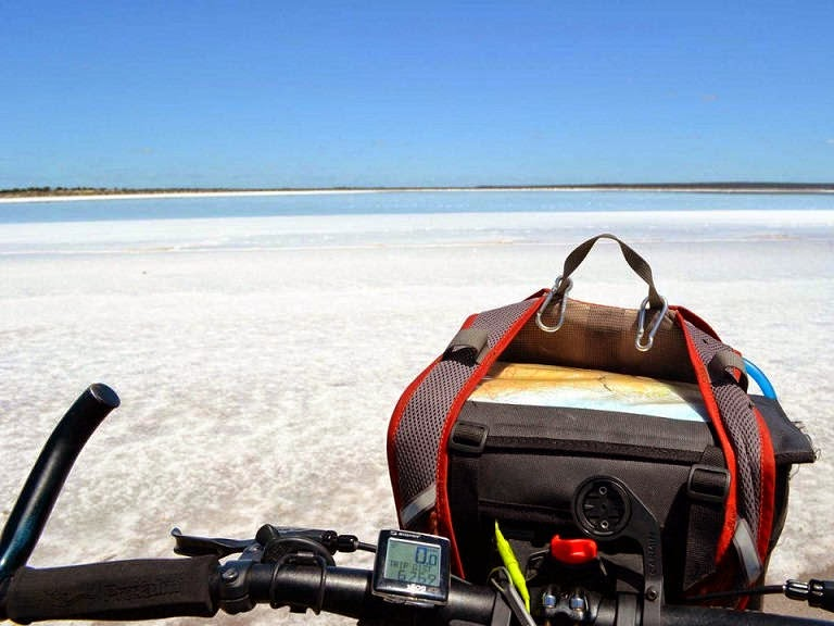 This Guy Sold Everything He Owned To Bike Through 70 Countries In 5 Years
