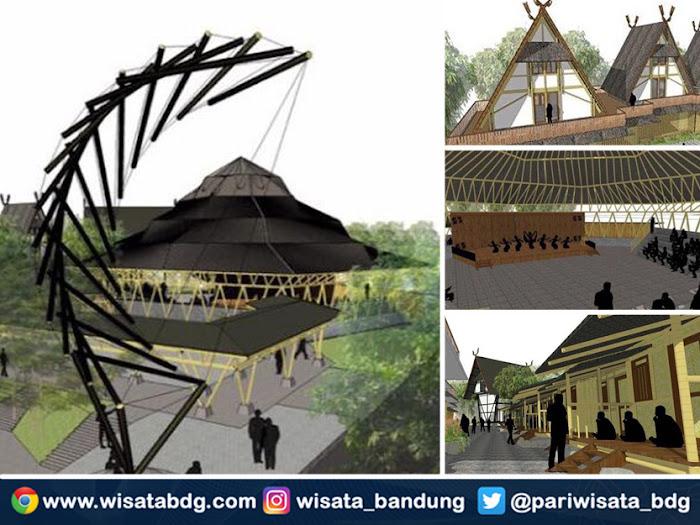 Pusat Budaya Sunda di Cibiru Kota Bandung