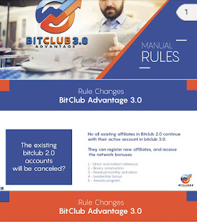 Bitclub Advantage version 3.0
