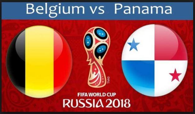 #WorldCup: Belgium VS Panama (Watch Here)