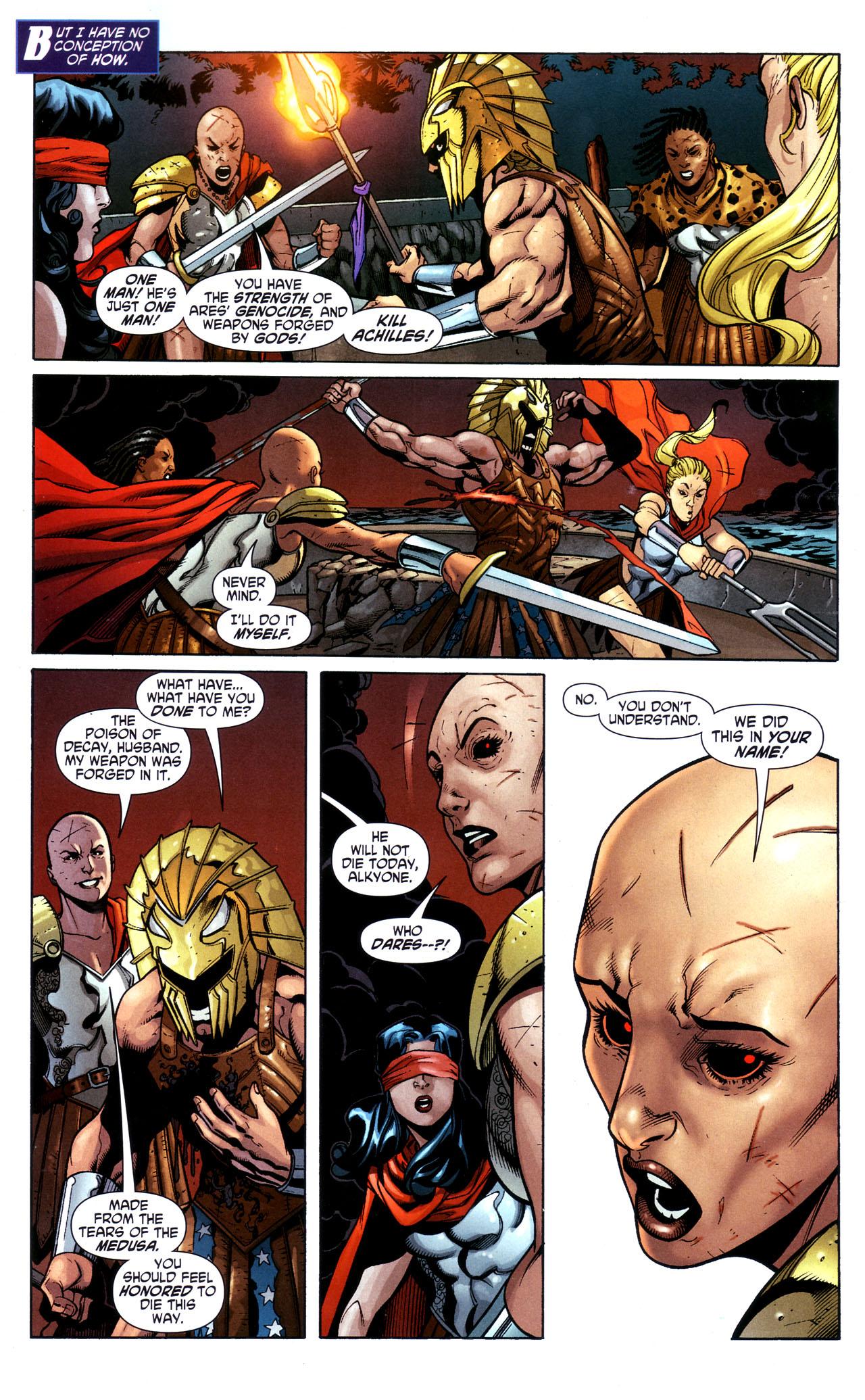 Read online Wonder Woman (2006) comic -  Issue #39 - 17