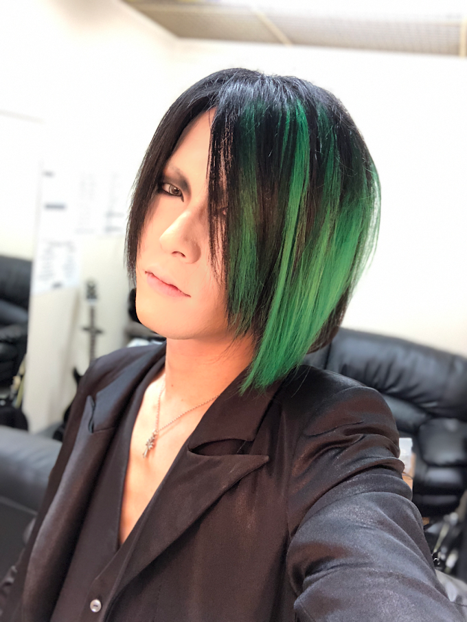 Uruha nos presenta su nuevo look