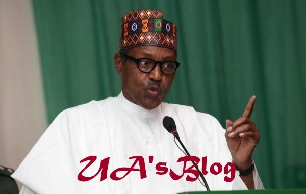 Why I observe juma'at prayers in Villa – Buhari