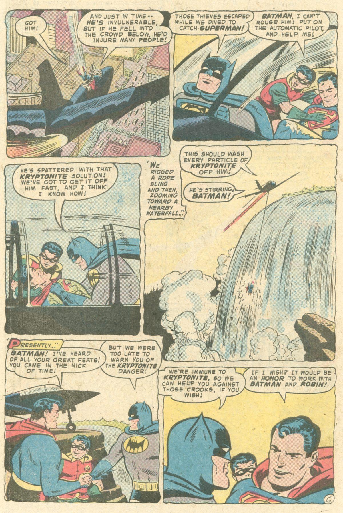 Read online World's Finest Comics comic -  Issue #229 - 10