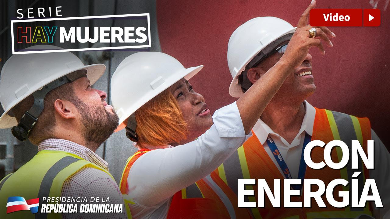 VIDEO: Hay mujeres con energía. #HayMujeresQueSonMadres