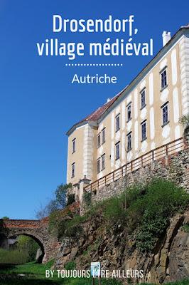 Découverte du petit village médiéval de Drosendorf, au cœur du Waldviertel, en Basse-Autriche. #Austria #travel #LowerAustria