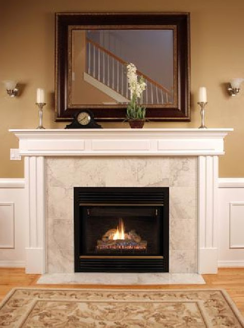 Pre-Fab Fireplace Designs picture