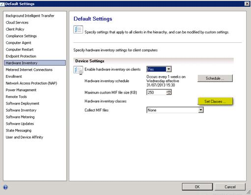 Eng  Alessandro Mazzanti: SCCM 2012 - How to enable Query