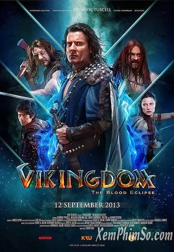 Xem Phim Chiến Thần Vikingdom 2013
