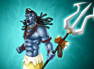 Image result for mahadev angry