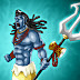 Angry Lord Shiva Smoking Chilam HD Wallpapers And Images 3D