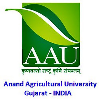 aau jobs, Anand Agricultural University recruitment, Anand jobs 2018, university jobs, aau recruitment, anand university jobs, gujarat jobs, Sakaliya nilesh