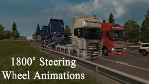 1800° Steering Wheel Animations [V1.4]