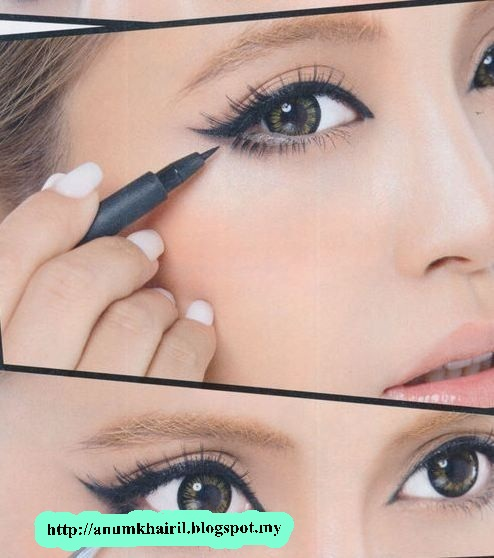 TIPS EYELINERS FOR BEGINNERS