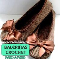 Balerinas a crochet