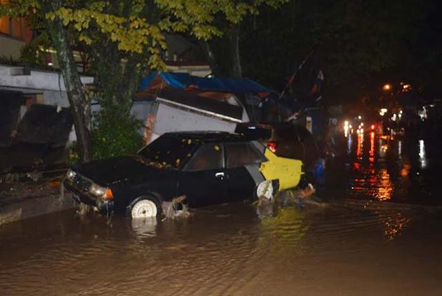 Banjir Garut, LazisMU Galang Donasi Kemanusiaan