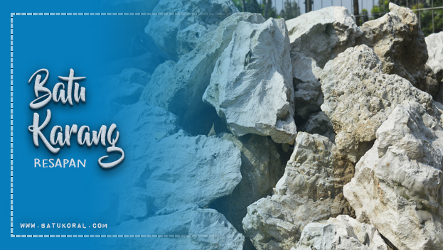 jual batu karang untuk resapan