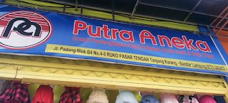 Toko Putra Aneka Lampung