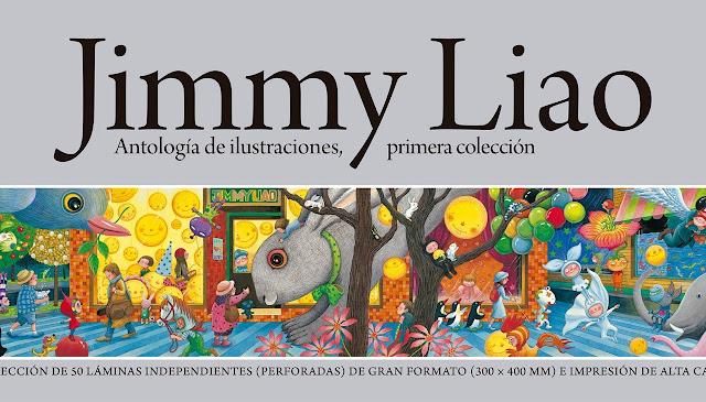 Jimmy Liao Antología de ilustraciones