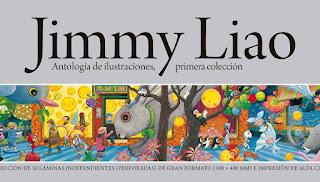 Jimy Liao. Antología de ilustraciones, primera colección