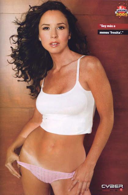 Andrea Torre Revista Maxim Julio 2005