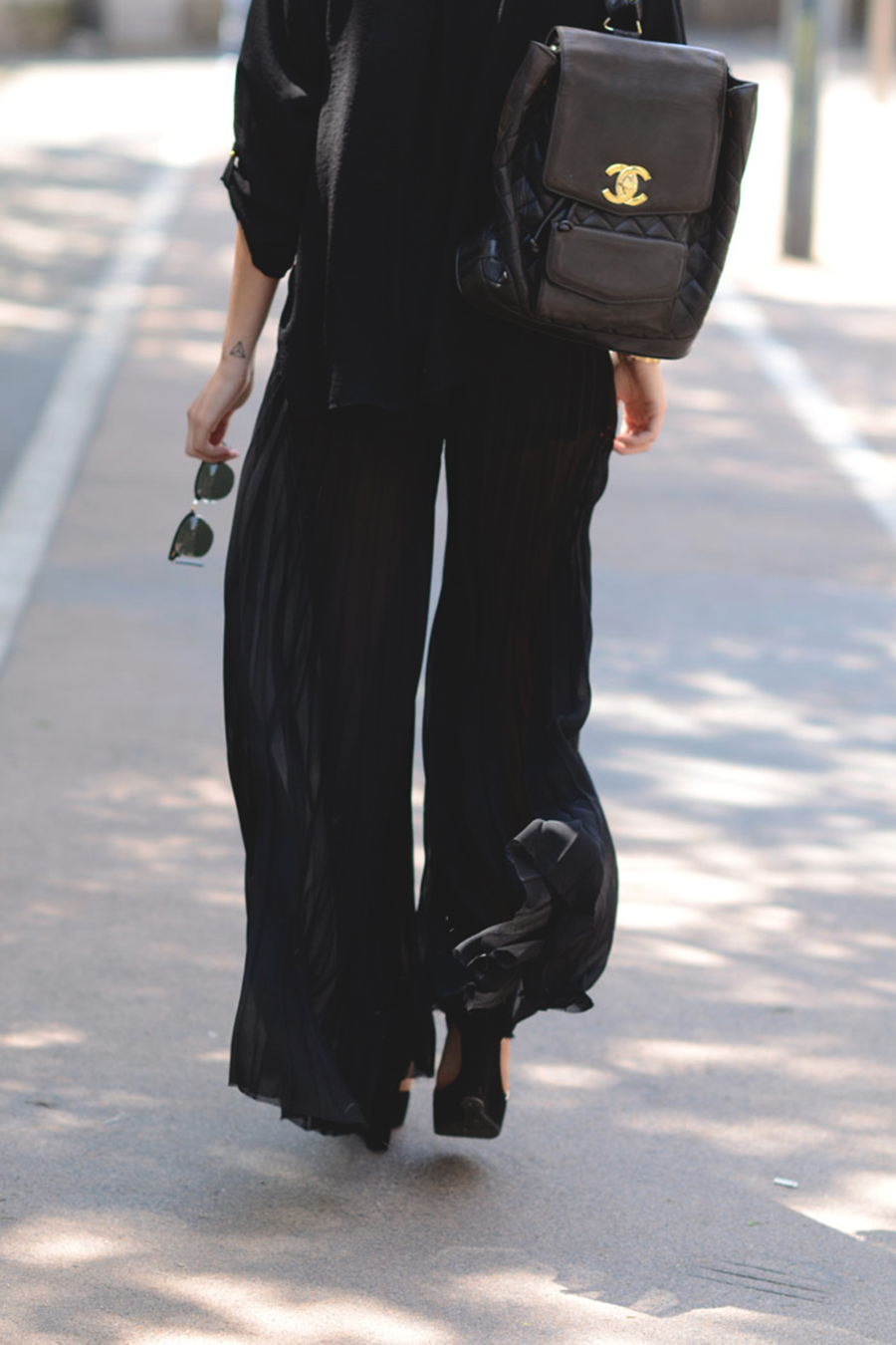 Inspiration | Backpacks for Transitional Period