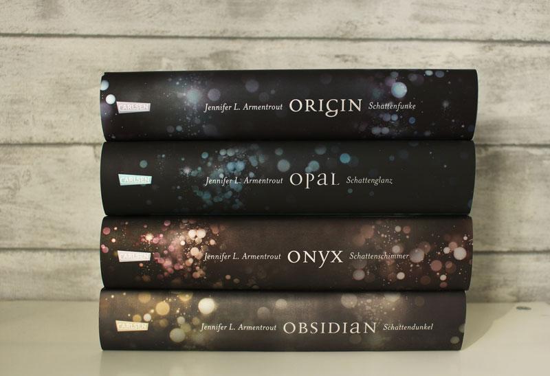Obsidian Reihe